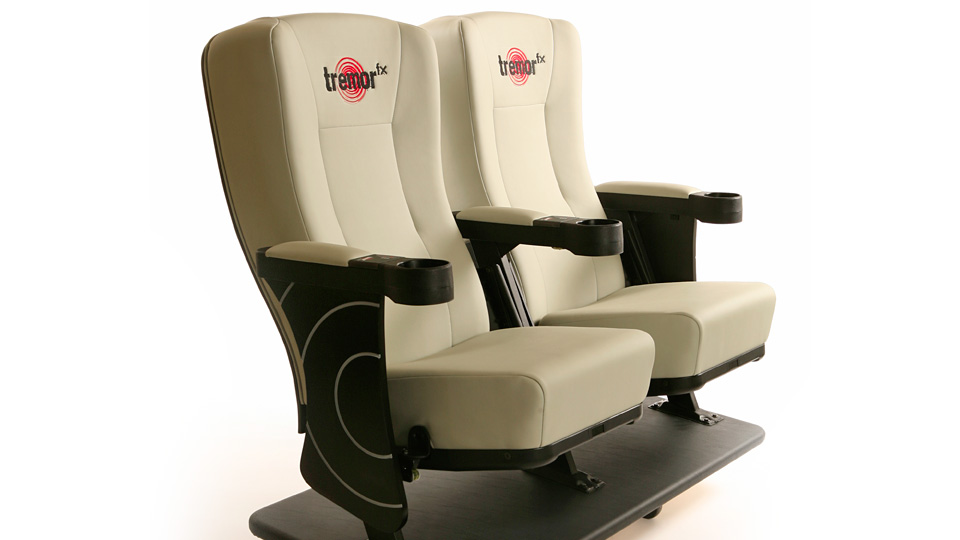 Click here to read Vibrating Seats Could Be Coming Soon To a Theater Near You