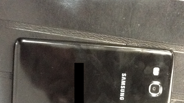 Are These the First Photos of the Samsung Galaxy SIII?