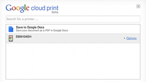 Google's Cloud Print Now Lets You Send Documents Direct to FedEx