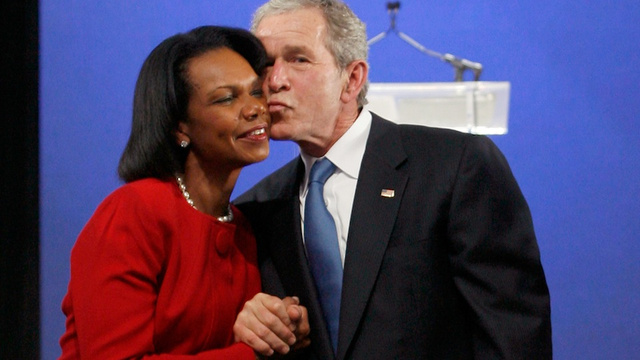 Crafty Republicans Want Mitt Romney to Pick Condi Rice as His Running Mate