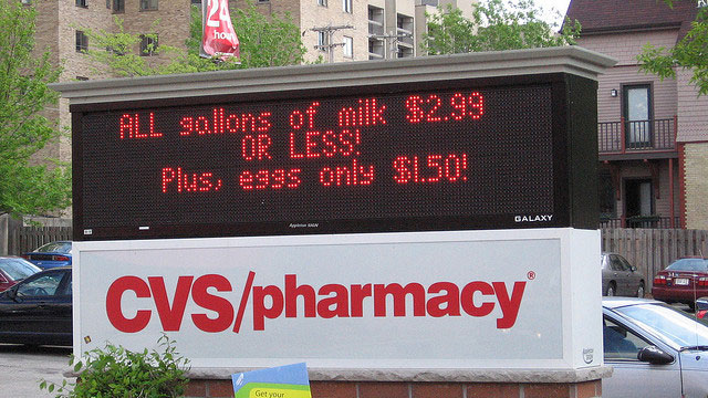 Click here to read Buy Milk at the Pharmacy (and Other Places to Save on Groceries Better Than The Supermarket)