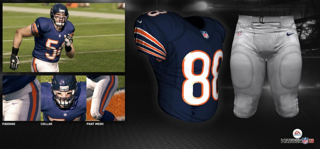 The Secrecy Behind the NFL's New Look Required a Uniform Effort from EA Sports