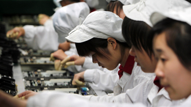 How China Has Apple (and the World) by the Balls