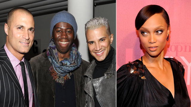 Tyra the Tyrant Has Fired Mr. Jay, Miss J and Nigel Barker from ANTM