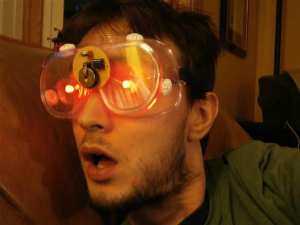Incept Yourself With Lucid Dreaming Goggles