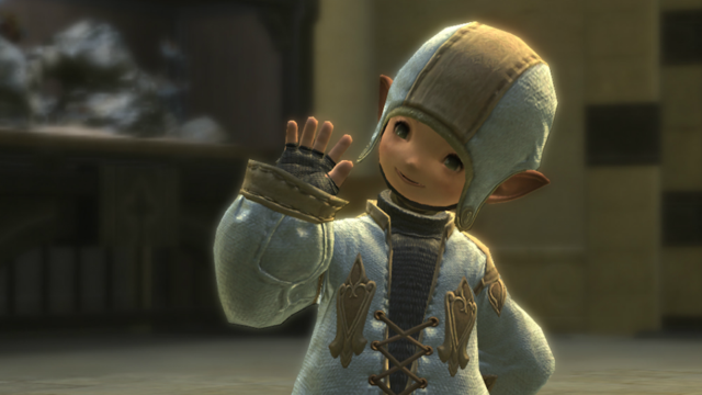 Square Enix Really, Really Wants You To Play Final Fantasy XIV