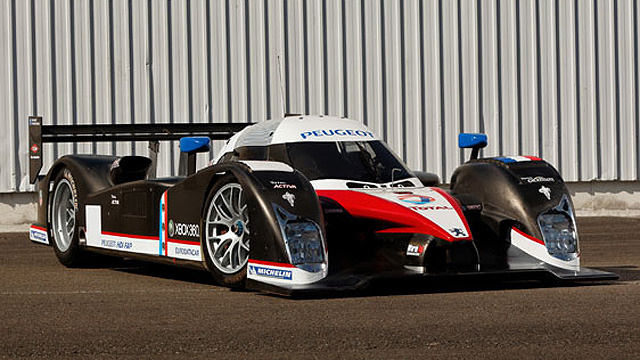 You Can Own A Le Mans Prototype For Just $2 Million