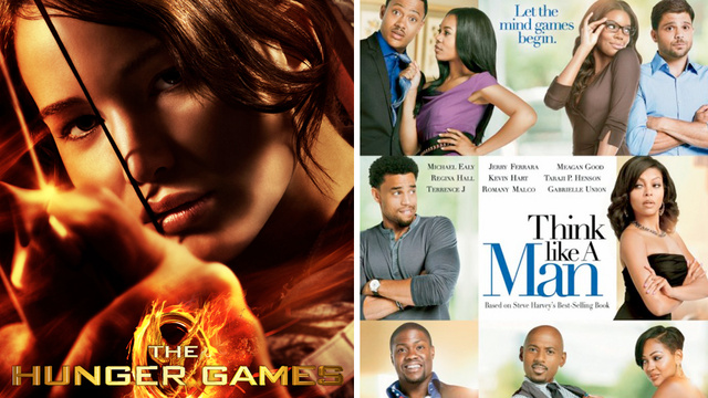 Will Think Like a Man Gobble Up Hunger Games at the Box Office This Weekend?