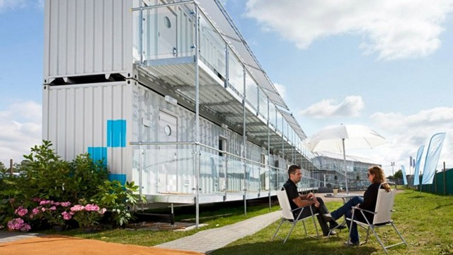 Click here to read For Your Next Vacation, Book a Night In One of These Lovely Shipping Containers
