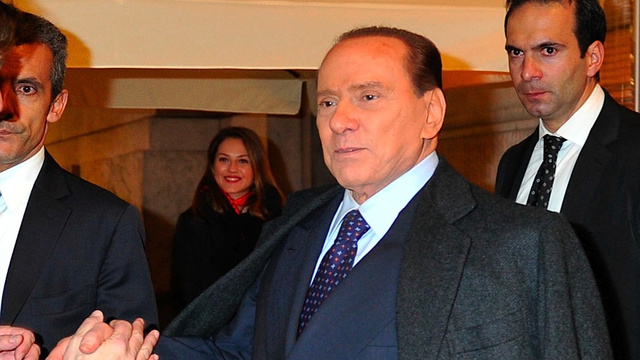 Berlusconi Thinks Women Are Bunga Bunga Enthusiasts by Nature