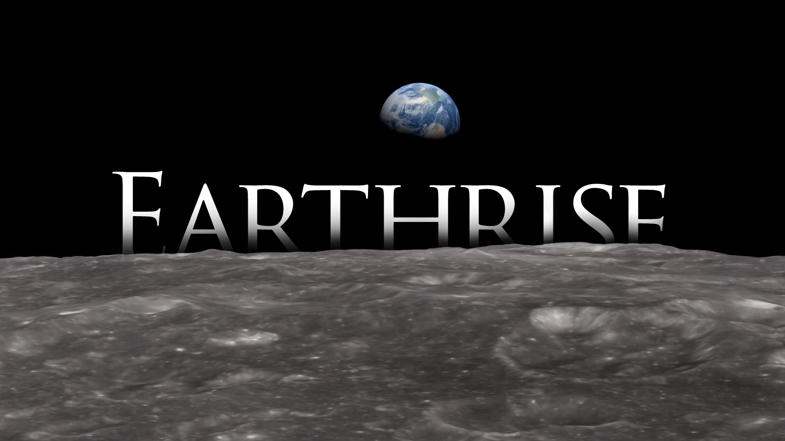 Click here to read This NASA Reconstruction of the Historic Apollo 8's Earthrise Is Simply Beautiful