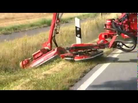 Click here to read Behold the Crazy Monster Machine That Can Mow and Clean Everything