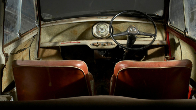 Oldest Unrestored Mini In The World Brings An Impressive $65,000 At Auction