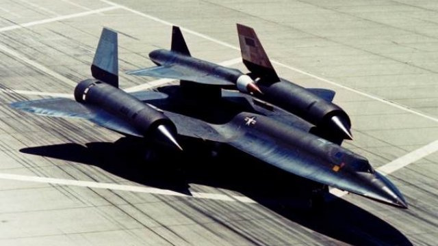 The CIA's Mach 3 Recon Drone