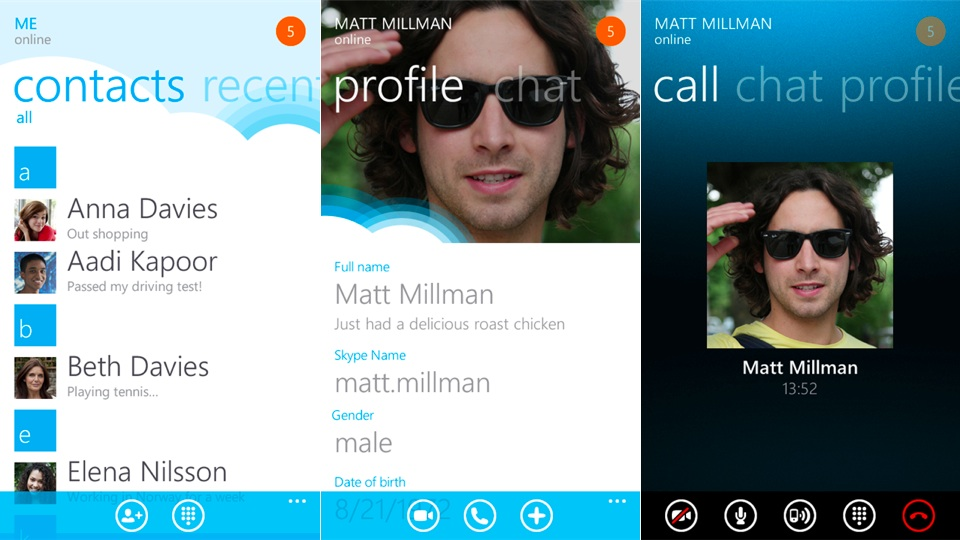 Click here to read Skype For Windows Phone Is Now Official