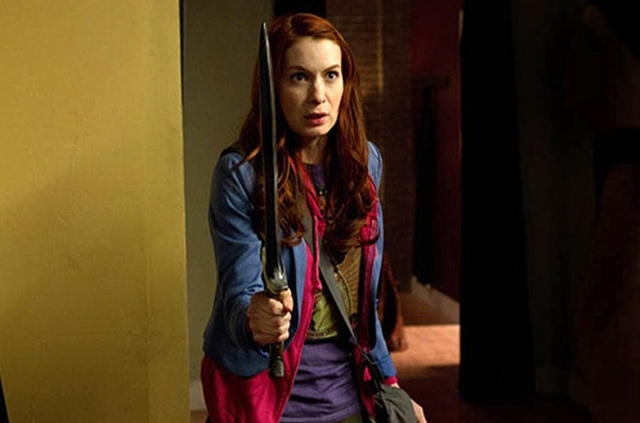This Week's TV: Felicia Day Plays a Hacker with a Dungeons and Dragons Tattoo