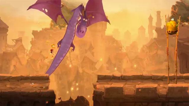 Marketing Survey Hints at a Rayman Origins Sequel of Mythic Proportions