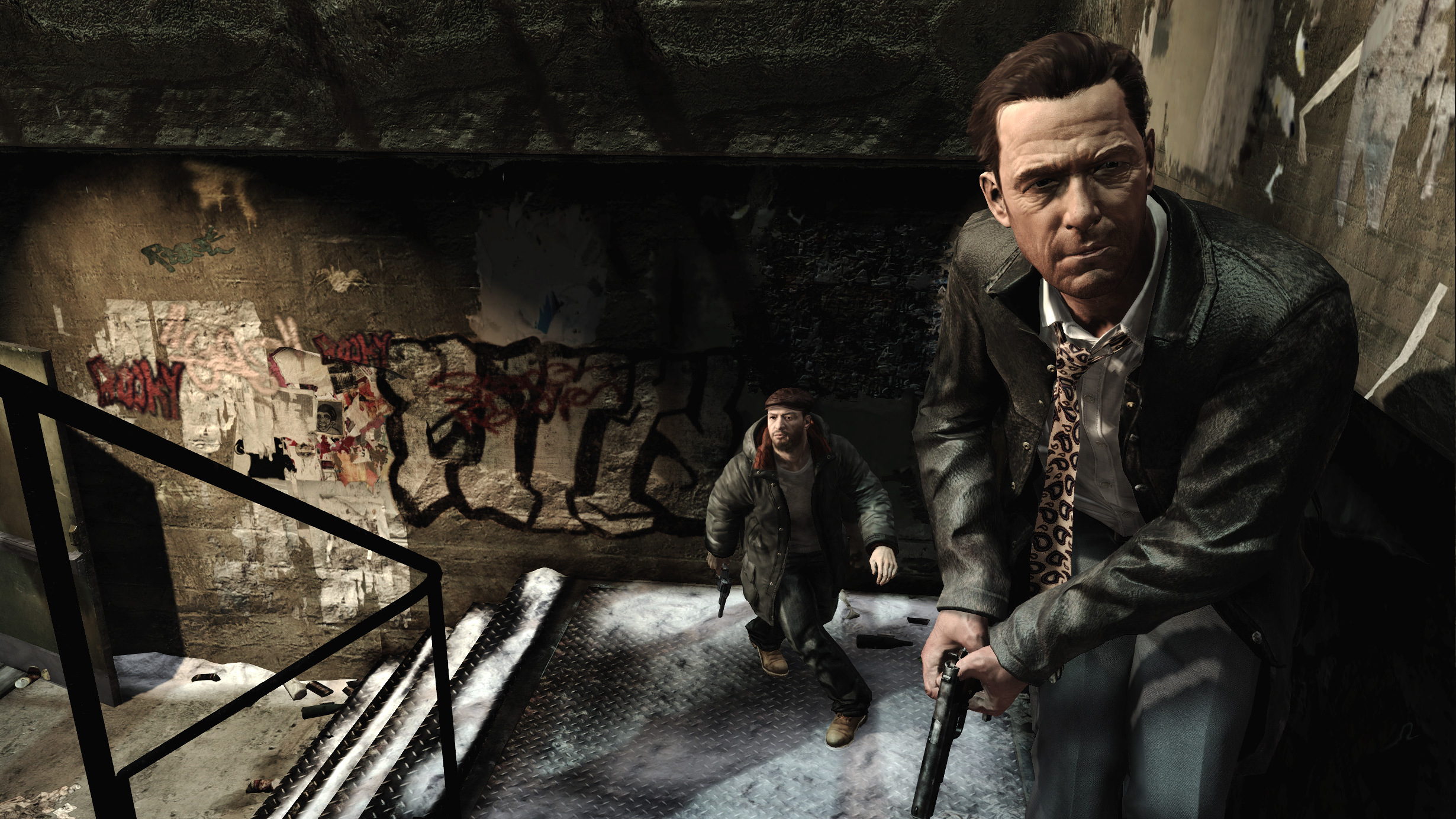 Click here to read Here's What You'll Need to Make <em>Max Payne 3</em> Look This Good on Your PC