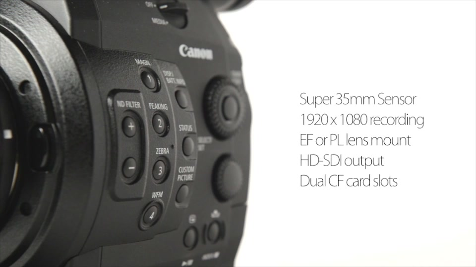 Click here to read Canon C300 Review: For When Your Movie Deserves Better Than a DSLR