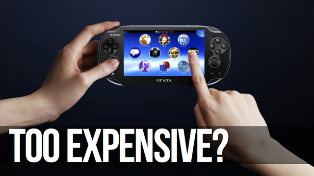 Why the PlayStation Vita Needs—But Won't Get—a Price Cut
