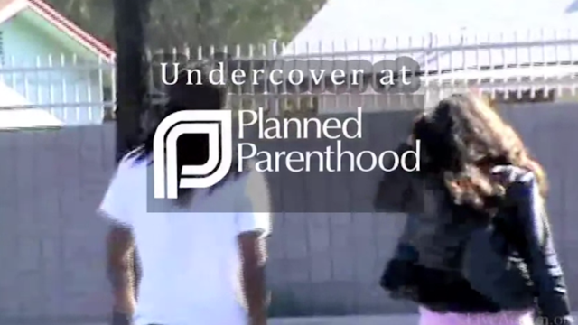 The Idiotic New Sting Operation Against Planned Parenthood