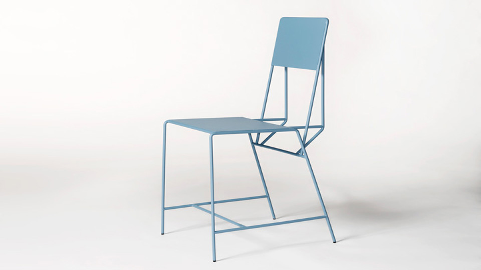 Click here to read The Skeletal Hensen Chair Proves Minimal Design Can Also Be Fun