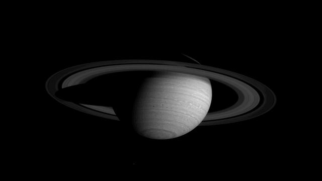 Click here to read Watch Saturn and Its Moons Dance in This Video Made Entirely of Stills