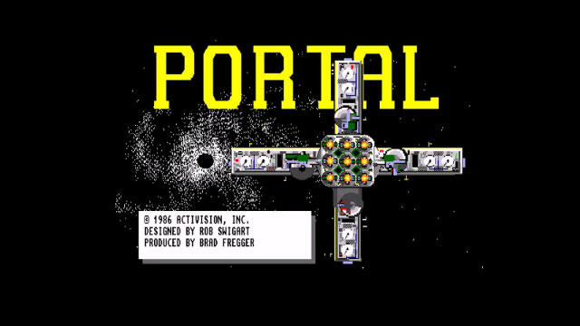 Click here to read <em>Portal</em> was First Released in 1986, and was an Activision Adventure Game