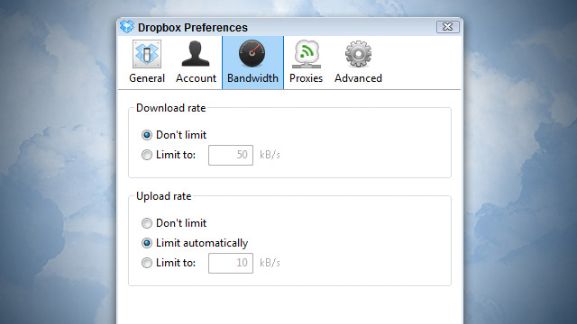 Click here to read Speed Up Dropbox's File Syncing with a Simple Tweak