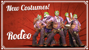 Cowboy Joker? Pirate Batman? Thank You, Gotham City Impostors for These Ridiculous Super-Costumes