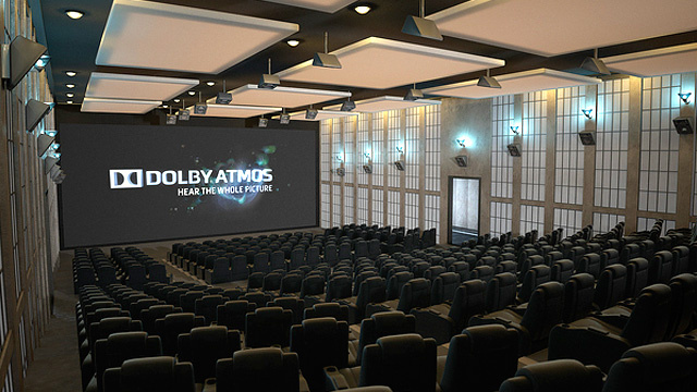 Dolby's New Atmos System Will Pipe 128 Channels of Audio Bliss Into Movie Theaters