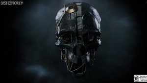 Examine and take apart this steunk mask from dishonored