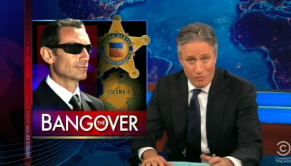 Click here to read Jon Stewart Ponders a Solution to the Secret Services' Recent Hooker Scandal