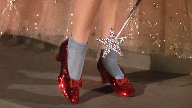 How Technicolor created ruby slippers without using color film