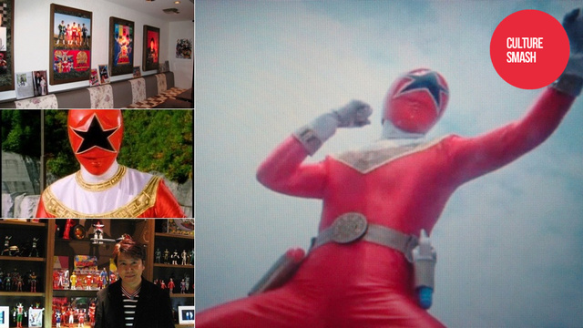 A Bar for Power Rangers (And Those Who Love Them)