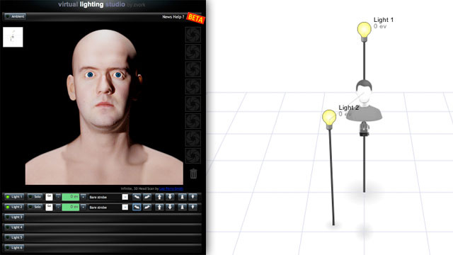 Virtual Lighting Studio Will Teach You to Light a Photo or Video Set Through Experimentation