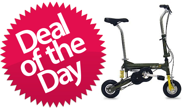 Click here to read This Mini Bike Is Your Lance-Armstrong-Jr Deal of the Day