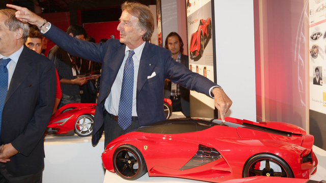 What Ferrari's CEO Learned From Apple's CEO