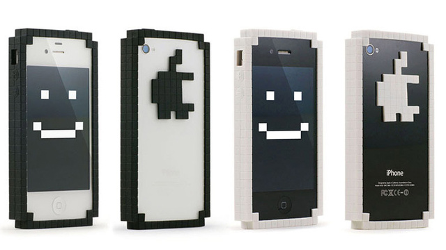 Wrap Your iPhone In This Adorable 8-Bit Bumper