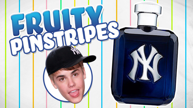 That Yankees Cologne Is Apparently A Huge Hit