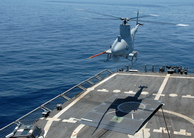 Click here to read Navy Grounds Drone Copters, Then Spends Quarter-Billion to Buy More