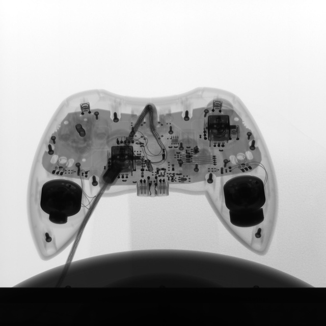 What Your Video Game Controllers Look Like At Airport Security