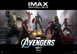Compare Avengers IMAX Poster With New Mondo Prints