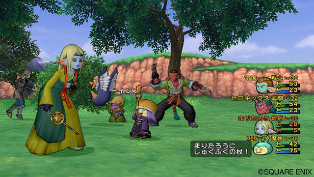 Click here to read <em>Dragon Quest X</em> Gets a Release Date for Japan!