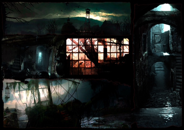 First Look at Resident Evil Creator's New Horror Game