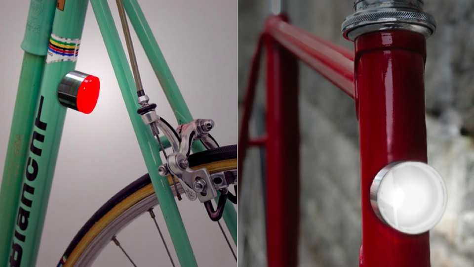 Click here to read These Magnetic Bike Lights Look Super Sleek