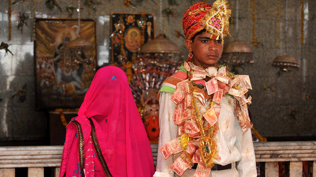 Indian 'Baby Bride' Makes History by Successfully Having Her Marriage Annulled