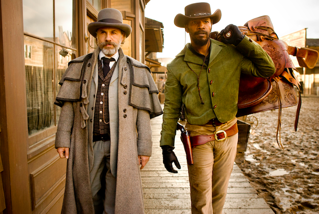 The First Stills from Quentin Tarantino's Django Unchained Are Here