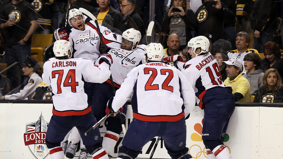 Here's How Racists On Twitter Reacted to Joel Ward's Series-Winning Goal Against Boston
