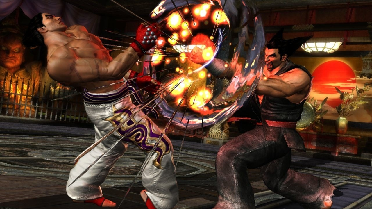 Click here to read New &lt;em&gt;Tekken Tag Tournament 2 &lt;/em&gt; Screens Show Off Father-on-Son Violence